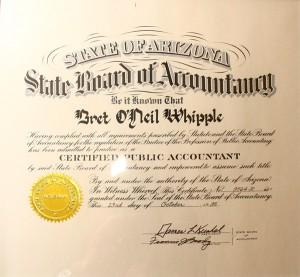 Arizona Board of Accountancy