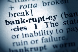 Type of Bankruptcy